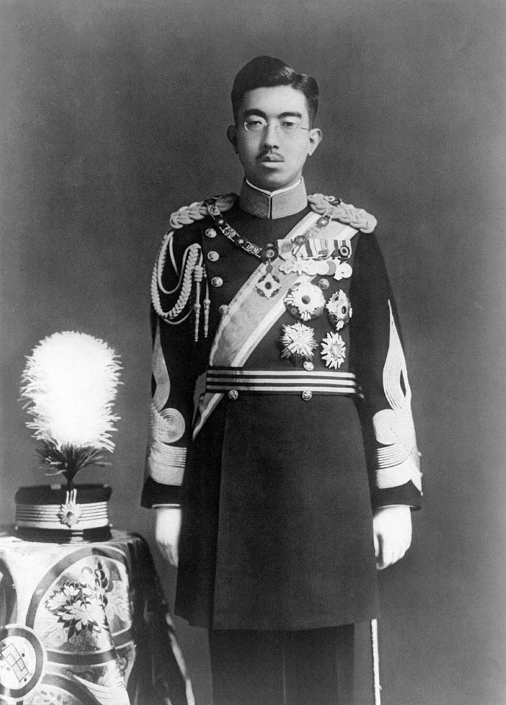 Emperor Hirohito was the last god-like emperor of Japan.