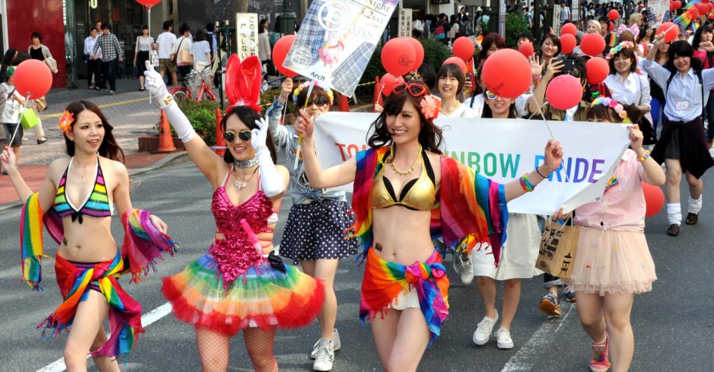 Tokyo Rainbow Pride 201