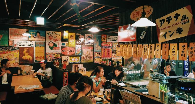 Hakuri Tabai Hanbey Tokyo's Izakaya night bars