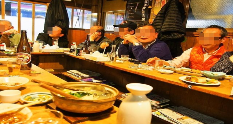 Kishidaya Tokyo's Izakaya night bars